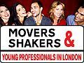 Movers & Shakers - young professionals